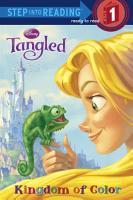 Kingdom of Color  Disney Tangled  PDF