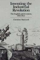 Inventing the Industrial Revolution PDF