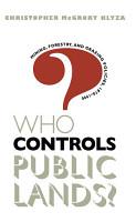 Who Controls Public Lands  PDF