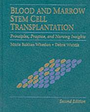 Blood and Marrow Stem Cell Transplantation