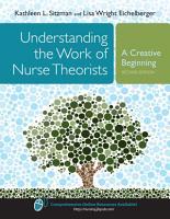 Understanding the Work of Nurse Theorists PDF