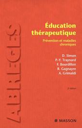 Éducation thérapeutique: Prévention et maladies chroniques, Édition 2