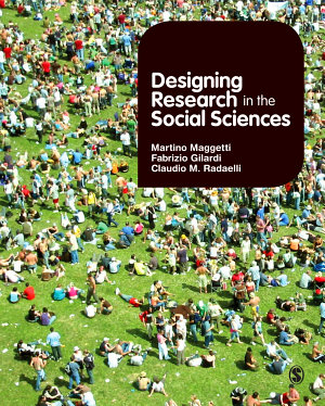 Designing Research in the Social Sciences PDF