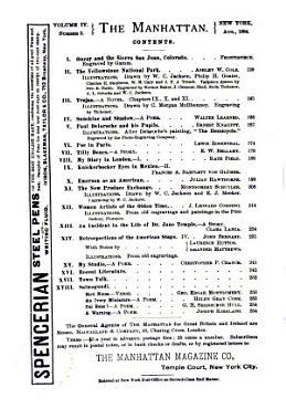 The Manhattan PDF