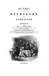 De togt van Heemskerk naar Gibraltar: dichtstuk