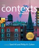 The Contexts Reader PDF