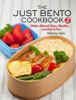 The Just Bento Cookbook 2 PDF