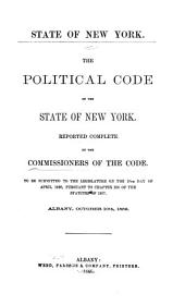 The Political code of the state of New York