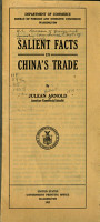 Salient Facts in China s Trade PDF