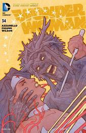 Wonder Woman (2011-) #34