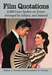Film Quotations Book PDF