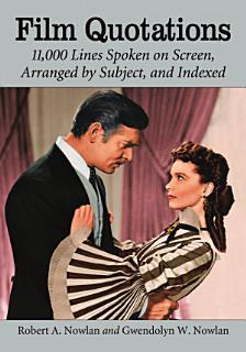 Film Quotations Book