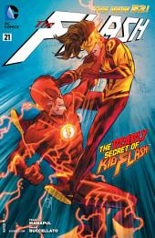 The Flash (2011- ) #21