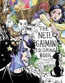 The Neil Gaiman Coloring Book PDF