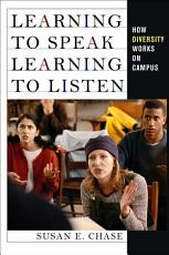 Learning to Speak  Learning to Listen PDF