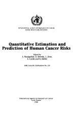 Quantitative Estimation and Prediction of Human Cancer Risks