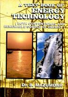 A Text Book Of Energy Technology PDF