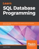 Learn SQL Database Programming