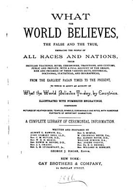 What the World Believes PDF