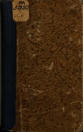 Discours de Démosthène pour Ctésiphon: Edition collationnée sur les textes le plus purs, avec des sommaires et notes nouvelles, historiques et philologiques