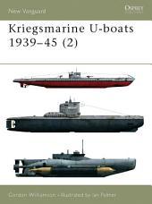 Kriegsmarine U-boats 1939–45 (2)
