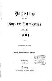 Jahrbuch für den Berg- und Hüttenmann: 1861