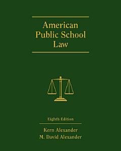 American Public School Law Book