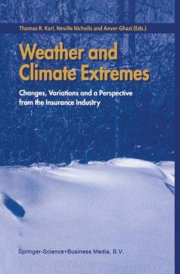 Weather and Climate Extremes PDF