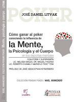 Como ganar al poker conociendo la influencia de la Mente  la Psicolog  a  y el Cuerpo en los deportes Mentales PDF