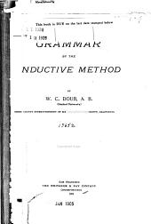 Grammar by the Inductive Method ...
