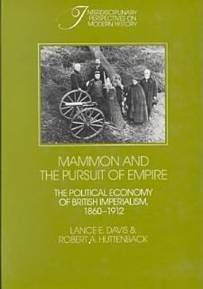 Mammon and the Pursuit of Empire Book