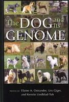 The Dog and Its Genome PDF