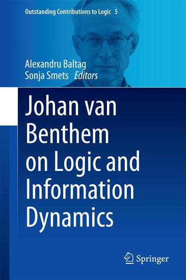 Johan van Benthem on Logic and Information Dynamics PDF