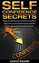 Self Confidence Secrets Book PDF