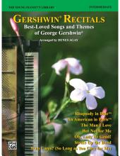 The Young Pianist's Library - Gershwin Recital Pieces, Book 14B: For Early Intermediate (Level 3) Piano