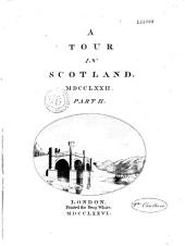 A Tour in Scotland: 1769-1772, Volume 1