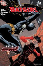 Batgirl (2008-) #2