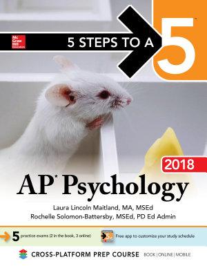 5 Steps to a 5 AP Psychology 2018 edition PDF