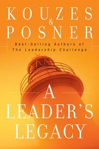 A Leader s Legacy Book