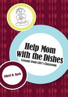 Help Mom with the Dishes PDF