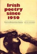 Irish Poetry Since 1950