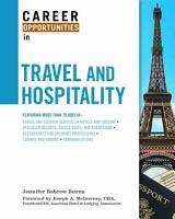 Career Opportunities in Travel and Hospitality PDF