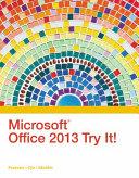 Microsoft Office 2013 Try It