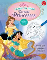 Disney Princess  Learn to Draw Favorite Princesses PDF