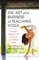 The Art and Business of Teaching Yoga PDF