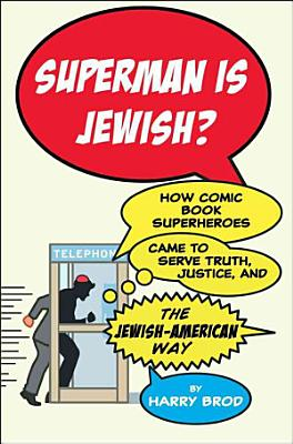 Superman Is Jewish  PDF
