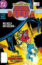 Blue Beetle (1986-) #20