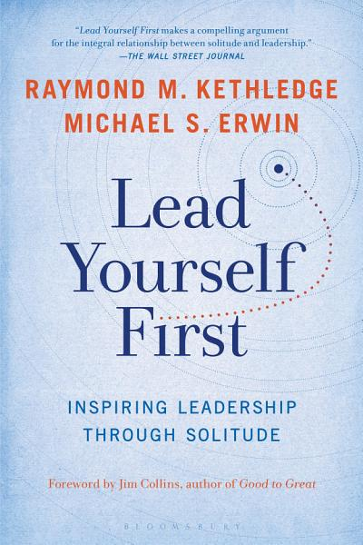 Download Lead Yourself First Book