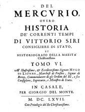 Del mercvrio overo historia de' correnti Tempi