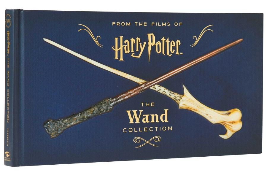 Download Harry Potter  The Wand Collection  Book  Book